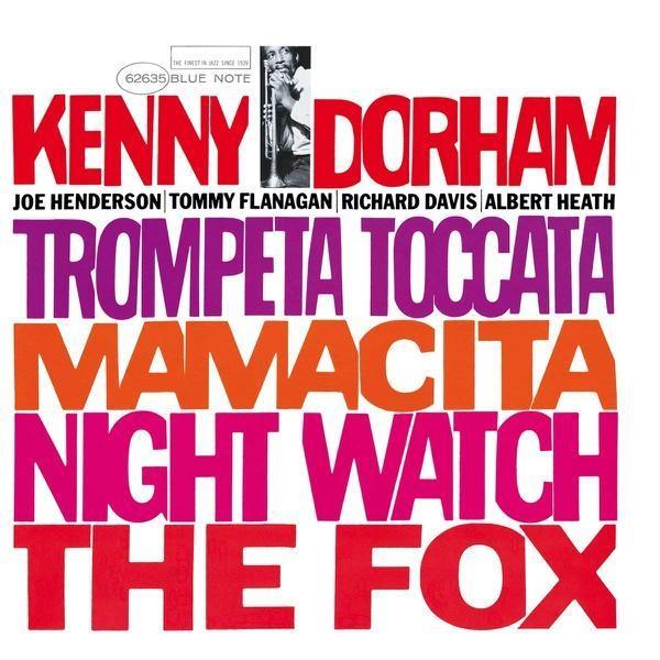 Kenny Dorham Tromepta Toccata 80th Anniversary Vinyl