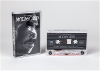 David Woodruff - Moonscreen - Cassette (Includes Parody Logo Koozie)