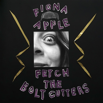 Fiona Apple - Fetch The Bolt Cutters (BLACK Vinyl Edition) LP