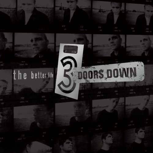 3 Doors Down  - The Better Life  - VINYL LP