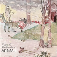 MARGOT & THE NUCLEAR SO AND SO'S-Animal (Black Vinyl Edition) 2-LP Set