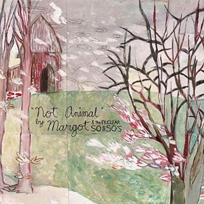 MARGOT & THE NUCLEAR SO AND SO'S-Not Animal (Pink Vinyl Edition) 2-LP Set