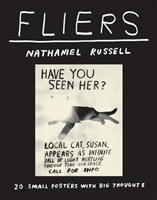 "NATHANIEL RUSSELL - ""Fliers"" Poster Book"