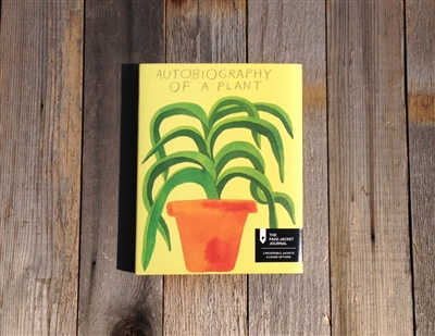 NAT RUSSELL - Autobiography Of A Plant: The Fake-Jacket Journal