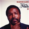Marvin Gaye - You're The Man (Black Vinyl edition) LP