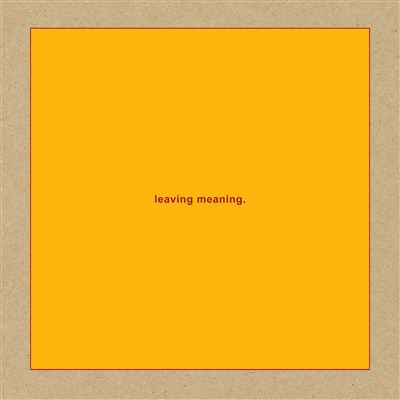 SWANS-Leaving Meaning (Black Vinyl Edition) 2-LP Set