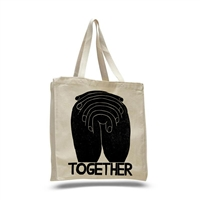 the Nathaniel Russell TOGETHER benefit tote pack