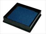 WORKS High-Flow Drop-In Air Filter - EVO IV-IX / Lancer 02-06