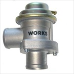 WORKS Diverter Valve - EVO VII-IX