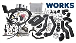 WORKS FR-S/BRZ/86 Stage 2 Turbo Kit