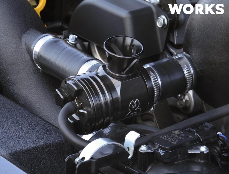 WORKS FR-S/BRZ/86 Stage 2 Turbo Kit - Tuner Kit