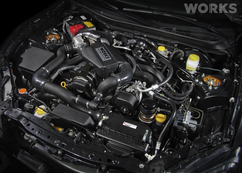 Scion Frs Turbo >> Works Fr S Brz Stage 2 Turbo Kit Calibrated Kit Carb Compliant