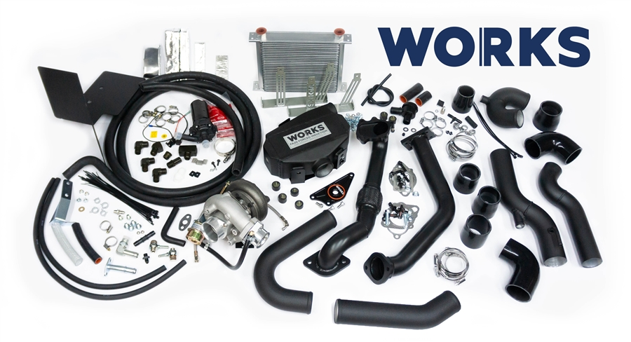 Subaru Brz Turbo >> Works 2017 Brz 86 Stage 2 Turbo Kit Tuner Kit