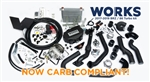 WORKS 2017-2019 BRZ/86 Stage 2 Turbo Kit. CARB ver