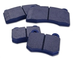 WORKS Blue Brake Pads- EVO X