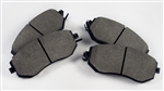 WORKS Blue Brake Pads - BRZ/FR-S/86