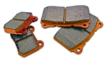 WRP Orange Brake Pads- EVO X