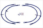 WORKS SS Brake Line Kit - EVO X