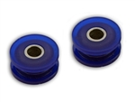 WORKS Hybrid Shifter Cable Bushings - 2008 EVO X