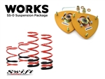 WORKS BRZ/FRS/86 SS-0 Suspension Package