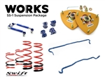 WORKS BRZ/FRS/86 SS-1 Suspension Package