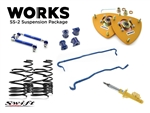 WORKS BRZ/FRS/86 SS-2 Suspension Package