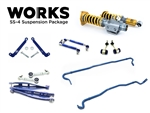 WORKS BRZ/FRS/86 SS-4 Suspension Package