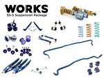 WORKS BRZ/FRS/86 SS-5 Suspension Package