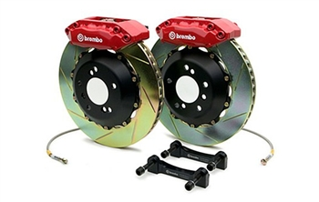 Brembo Gran Turismo Big Brake Package (2006+ 325i/328i Rear)