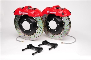 Brembo Gran Turismo Big Brake Package (2006+ M5 Front)