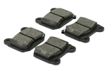 Cosworth Streetmaster Brake Pads Rear