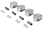 Cosworth Forged Piston Set 87.5mm 11.0:1