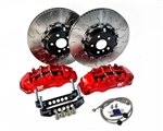 Essex AP Racing Big Brake Kit Toyota GR Supra Ferodo DS2500 Brake Pads RWD