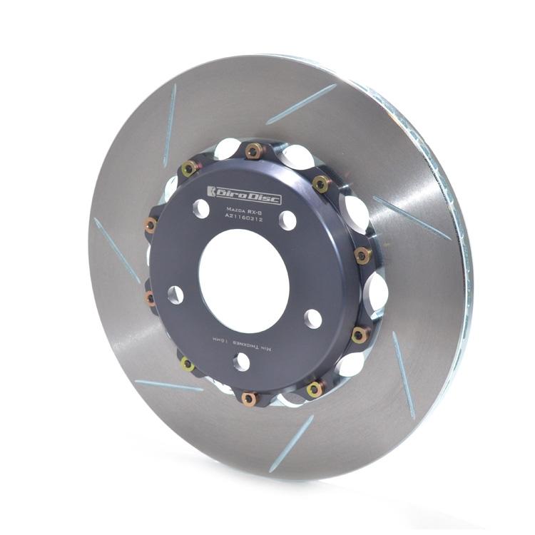 mazda rx8 brake rotors