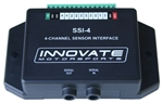 Innovate Motorsports SSI-4 (4 Channel Simple Sensor Interface)