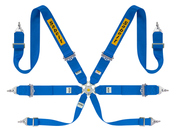 "Sabelt CCA633 Full 3"" Competition Harness"