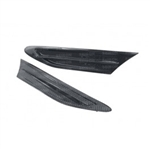 Seibon BR-style carbon fiber fender ducts for 2012-2013 Scion FRS / Subaru BRZ