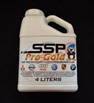 SSP EVO X Pro Gold Transmission Fluid (4 liter container)