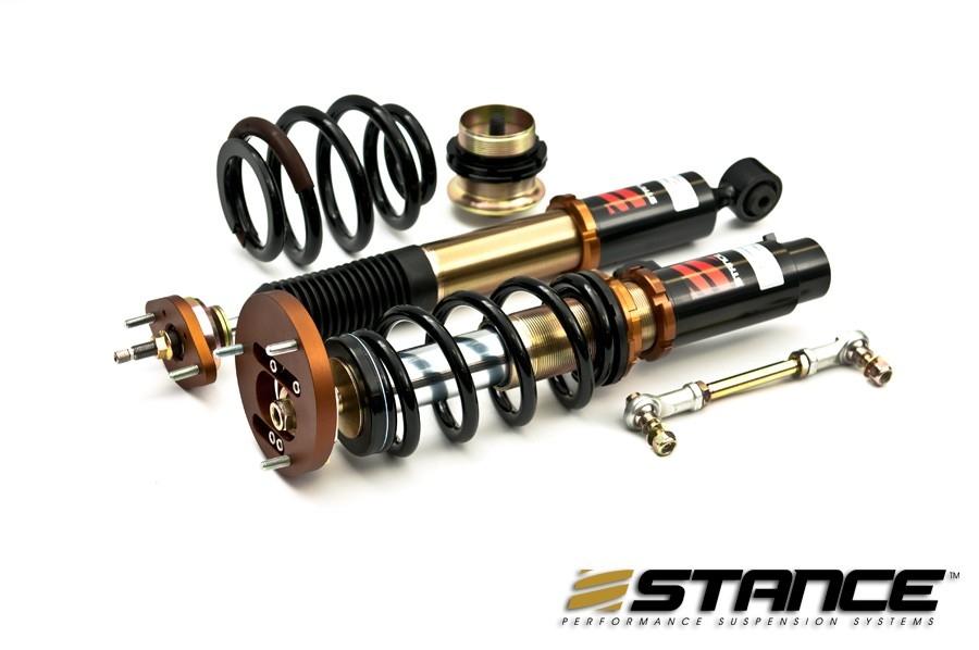 Stance Super Sport Coilover Suspension - BMW M3 E46