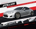 Stillen Body Kit BRZ FR-S