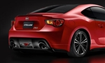 Stillen Rear Trunk Wing BRZ FR-S
