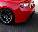 Stillen Rear Corners (Pair) BRZ FR-S