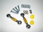 Whiteline Swaybar link kit Front-spherical rod end