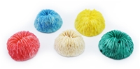 Dyed Mushroom Coral x small 5-pack