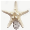 real white starfish night light