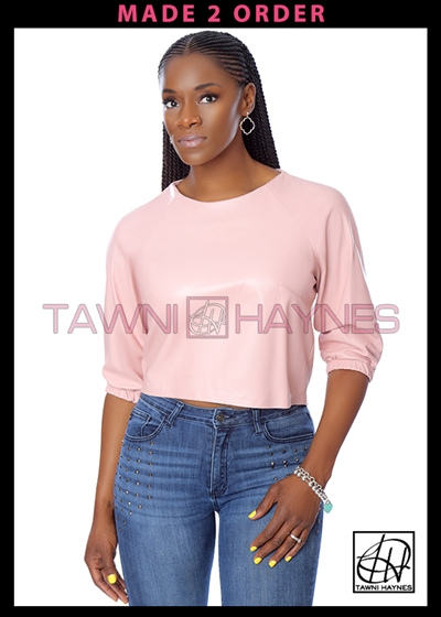 Tawni Haynes Athens Sporty Modest Crop