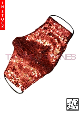 Tawni Haynes In Stock! Red Sequin