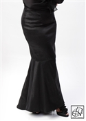 Fit then Flare Evening Skirt