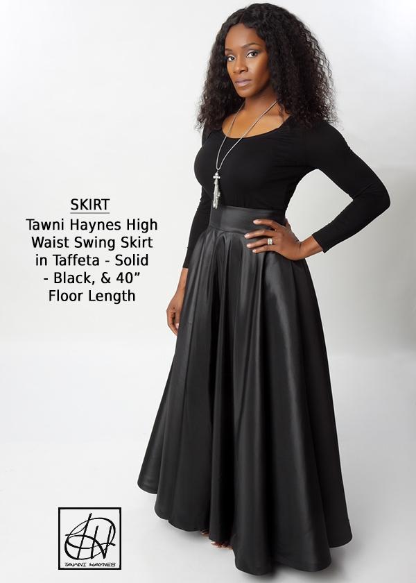 High Waist Swing Skirts!
