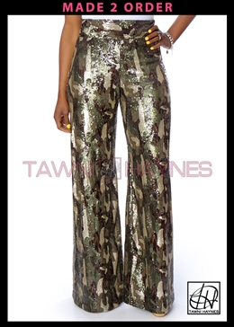 Tawni Haynes Sequin Pants